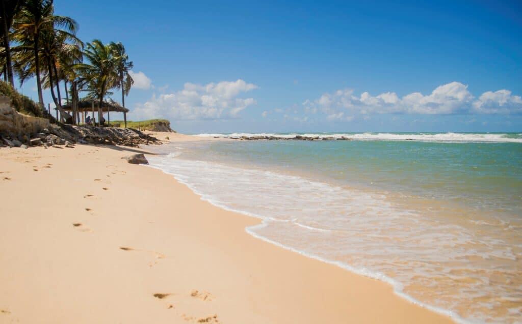 Melhores praias de Natal para banho