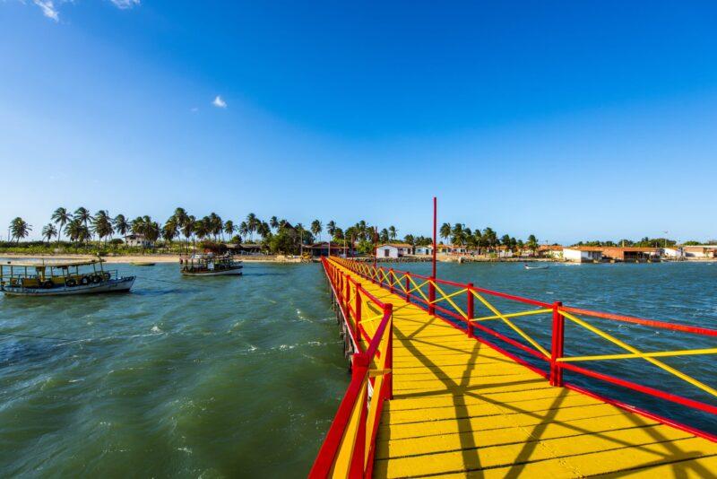 Praia de Galinhos-RN: O que Fazer, onde comer e hospedagem