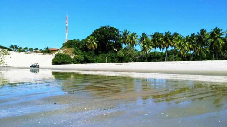Melhores praia para banho